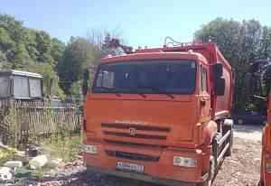 камаз ко440-7(мусоровоз)
