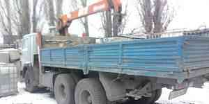 Манипулятор Камаз 5320 3 тн