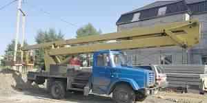 Автовышка 22 метра коленчатая ЗИЛ. 2008 г.