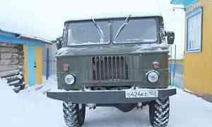 Ассенизаторская машина Газ-66