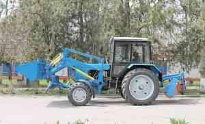 Погрузчик на трактор пку-0.8
