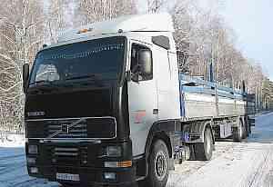 седельный тягач Volvo FH 12 в Когалыме