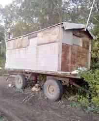 Жилой вагончик
