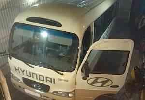 Автобус Hyundai County Deluxe