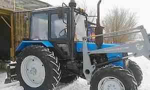 Трактор мтз 82.1 2010 год