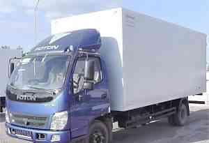 Новый фургон foton ollin 1069