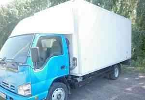 Изотермический фургон 5 тонн 2008 г