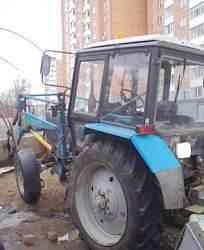 Сельхозтехника мтз-82.1