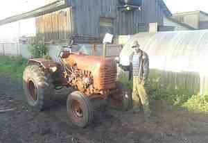 Трактор дт20