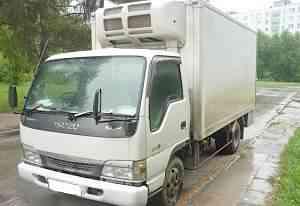 грузовик Isuzu Elf