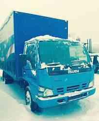Фургон isuzu NQR 2007 год