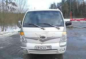 KIA bongo 3, удлиненный кузов 3.10 м