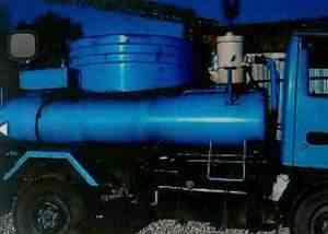ассенизатор Isuzu ELF 1997г. в