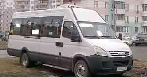 микроавтобус iveco Daily 2010 г