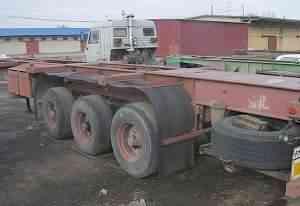 Полуприцеп контейнеровоз 40 футов