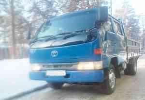 Двухкабинник Toyota ToyoAce 1997г