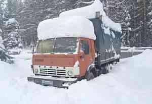 Камаз 5320 1992 год