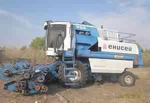 комбайн зерноуборочный Енисей 950