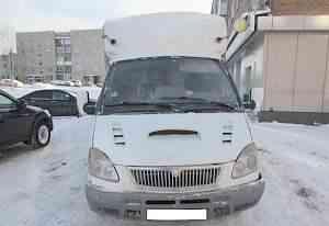 Газель 3302, изотермический фургон, 2004 г