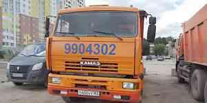 Камаз 6520 2007 год