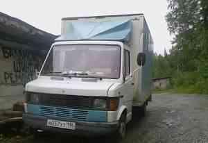 кузов (фургон) от Мерседес 410D