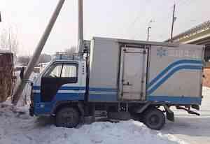 грузовик Isuzu Elf 1991г. в