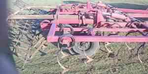 Культиватор для сплошной обработки почвы