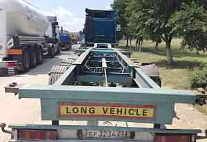 Полуприцеп контейнеровоз под все виды контейнеров