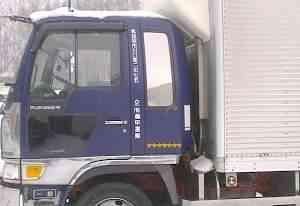 Хино Ренжер 1997 г. в. рефрижератор 5-тонник