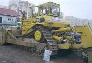 бульдозер caterpillar D9N