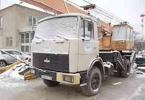 Автокран маз 5337 смк-14