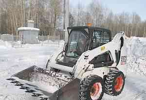 Мини погрузчик Bobcat s 175 2011 года