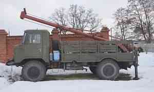 ямобур бкм-302 на базе газ-66