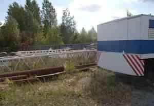 кран дизель-электрический дэк-251
