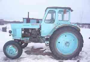 Трактор мтз-52 плуг, культиватор, и многое другое