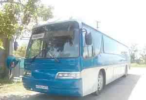 автобус daewoo