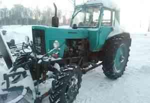 Трактор мтз 82 полный привод