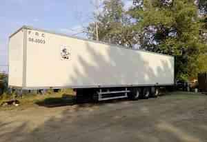 Полуприцеп изотермический Schmitz Cargobull SKO 24