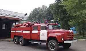 Пожарная машина ЗИЛ-133гл без пробега