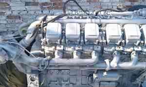 Кировец К-701 мотор
