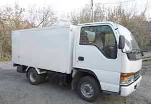 Супер грузовик Исудзу Эльф 1995 г. в