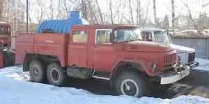 ЗИЛ 131 Пожарный автомобиль