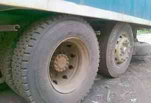 Вольво FL фургон 10 м. 57 куб на запчасти