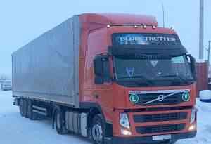 сцепку Volvo FM + Kogel SN 24