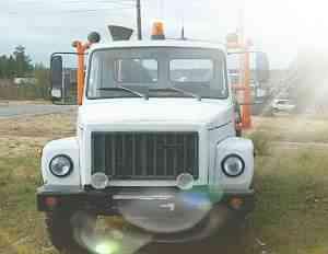 Эвакуатор Газ 3309