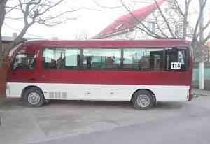 Автобус хендай каунти кузбасс