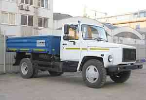 Самосвал газ-саз-35071 предназначен для перевозки
