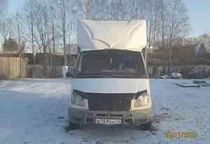Газель 3302 промтоварный фургон 2006г