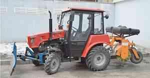 Трактор мтз 320.4 с навесным оборудованием