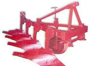 Плуг 4-х корпусной навесной пнп-4-40 к тракторам